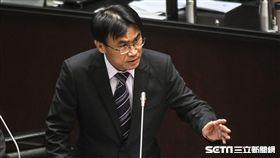 農委會副主委陳吉仲。 圖/記者林敬旻攝