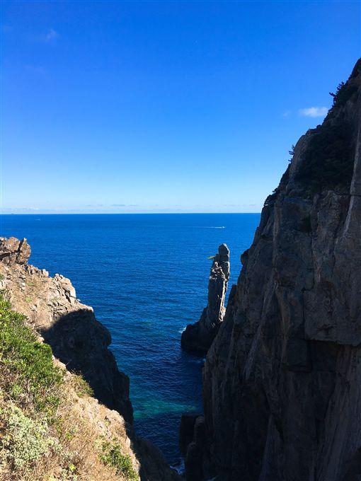 四國西南湛藍清澈的蔚藍海域 「高知縣 柏島」(業配)
