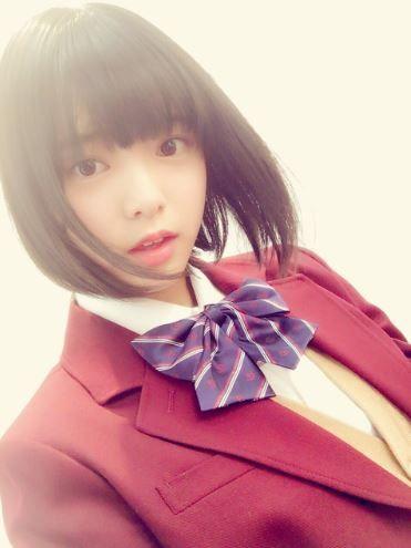 平手友梨奈,欅坂46/翻攝自欅坂46官網