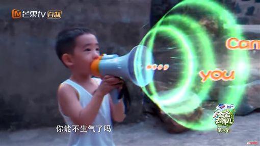 應采兒、陳小春、爸爸去哪兒/微博