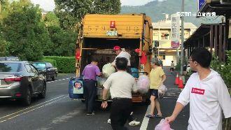 錢包掉進垃圾車…清潔隊一句話他心碎