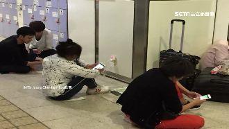 民宿提供免費房 受困台灣人感動痛哭