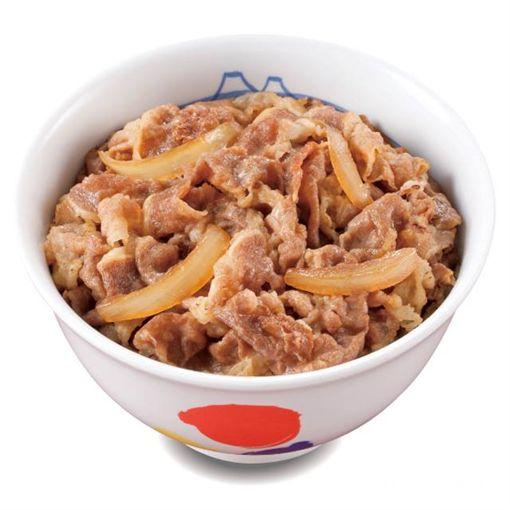 牛丼,松屋。(圖/取自臉書)