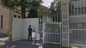 台北駐日經濟文化代表處態度(圖/翻攝自Google地圖)
