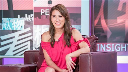 小禎上《TVBS看板人物》圖/TVBS提供