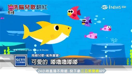 鯊魚寶寶,兒歌,南韓