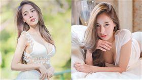Pichana Yoosuk,泰國,正妹,比基尼(圖/翻攝自Pichana Yoosuk IG)