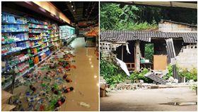 繼北海道…雲南也發生規模5.9地震!賣場貨架倒、瓦屋塌