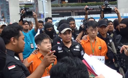 8台嫌印尼走私毒品遭判死刑8名台嫌去年走私一公噸毒品至印尼,遭判死刑。中央社記者周永捷雅加達攝 107年9月8日