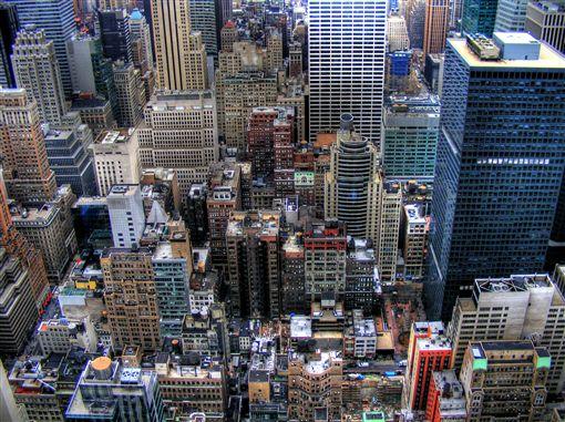 紐約(圖/攝影者Chris Isherwood, Flickr CC License)https://www.flickr.com/photos/isherwoodchris/3096255994/