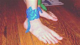 ▲研究指出刺激腳踝能改善女性性功能障礙。(示意圖/攝影者Steven Depolo, flickr CC License) https://www.flickr.com/photos/stevendepolo/9739671455