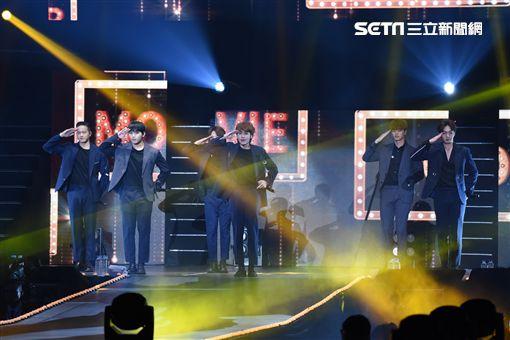 韓國男團BTOB台灣演唱會