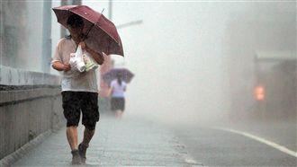 台北為何慘淹?一篇看懂大豪雨涵蓋區
