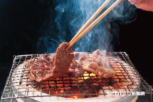 烤肉,中秋節。(圖/愛合購提供)