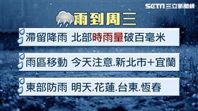 北部探23度!明花東+恆春防豪雨(三立準氣象20180909)