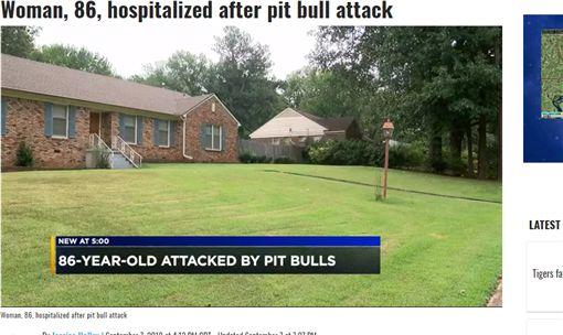 又是比特犬!86歲奶奶遭狠咬重傷比特犬,攻擊,老人http://www.wmcactionnews5.com/2018/09/07/woman-hospitalized-after-pit-bull-attack/