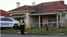 澳洲,伯斯,兇殺,鄰居,安靜(圖/翻攝自ABC NEWS)
