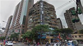 「限女細心會照顧人」 免費入住北市鬧區大樓(圖/翻攝自Google地圖)