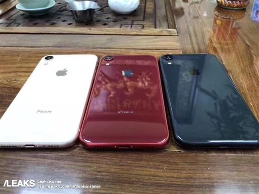 蘋果,iPhone,愛瘋 圖/翻攝自推特