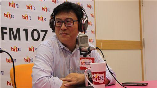 姚文智 圖/Hit Fm《蔻蔻早餐》製作單位提供