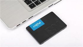Crucial拓展 SSD 產品組合 BX500 固態硬碟上市