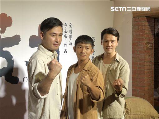 白家綺、傅子純出席電視劇《苦力》開拍記者會/記者蔡依芳攝影