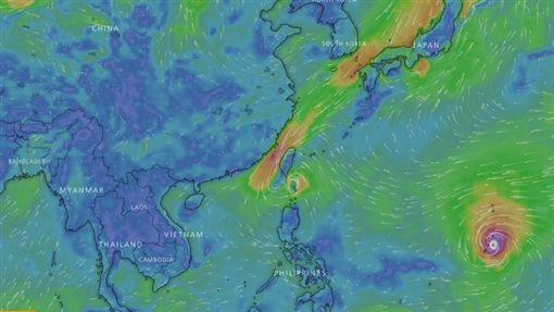 圖/翻攝自天氣與氣候監測網