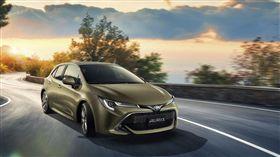 Toyota Auris(圖/翻攝Toyota官網)