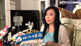 蔭山友紀認為林有慧處處針對她是因為投資蕭敬騰不成的關係。(圖/記者蔡世偉攝影)