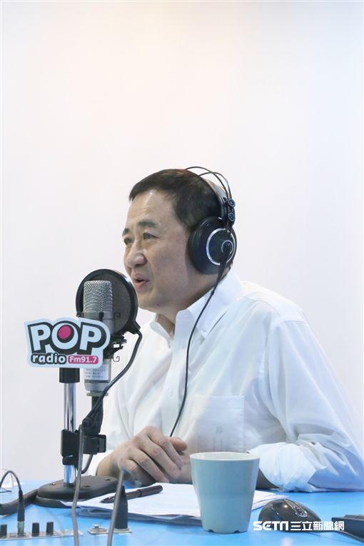 陳景峻上廣播專訪 圖/《POP搶先爆》提供