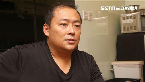 郭宗坤至今仍不知柯以柔訴請離婚的理由為何。(圖/記者蔡世偉攝影)