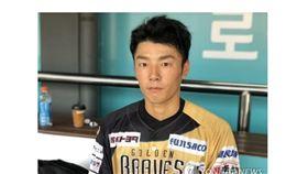 ▲韓善泰唯一棒球資歷只有日本獨立聯盟。(資料照/截自韓國媒體)