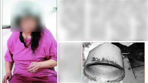 老師林作賢,母親被小三用熱水燙死,父親也被用電鍋砸死(記者陳則凱攝影)