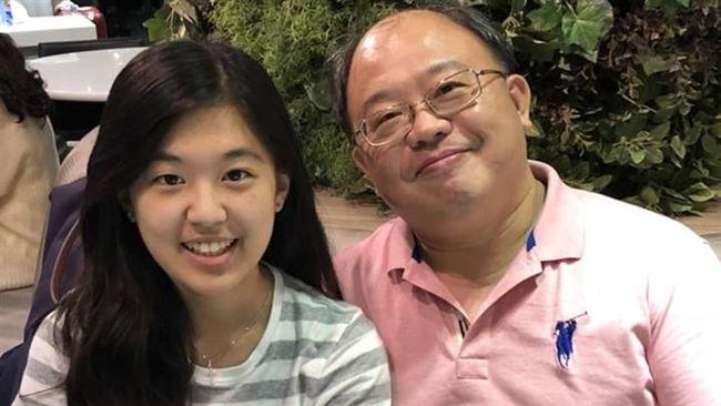 獨/林薇父故事驚人 父母被小三殺害
