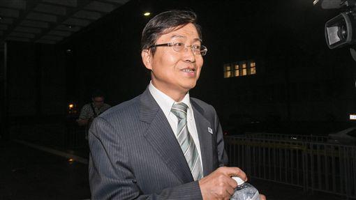 北檢針對三中案傳喚律師李永然以證人身分到案說明。 圖/記者林敬旻攝