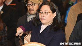 台北市勞動局長賴香伶。 圖/記者林敬旻攝