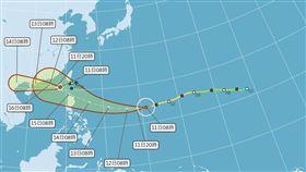 山竹颱風,強颱,氣象局,百里嘉,颱風