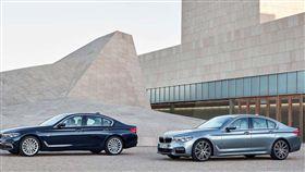 BMW 5 Series(圖/車訊網)