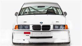 BMW 318 IS ST冠軍車。(圖/翻攝artandrevs網站)
