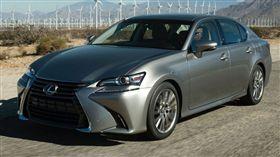 Lexus GS(圖/翻攝網路)
