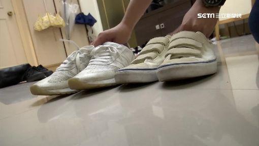小蘇打粉.雙氧水.水調和! 髒白鞋神復原