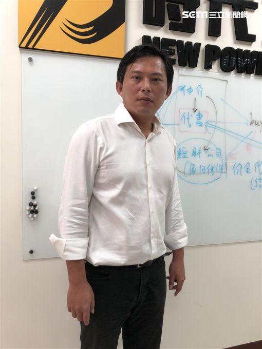 黃國昌認為,履約保證並不保證產權可過戶,應正名為「價金託管」。(圖/記者蔡佩蓉攝影)