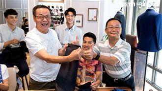 自豪天才裁縫師 蔡振南這步驟秒掉漆