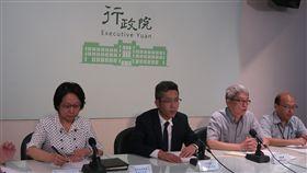 行政院11日召開「市售負離子床墊含幅射之查核進度說明」記者會。(圖/記者盧素梅攝影)