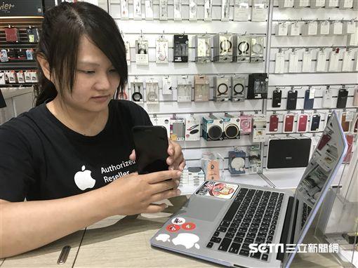 燦坤,iPhone。(圖/燦坤提供)
