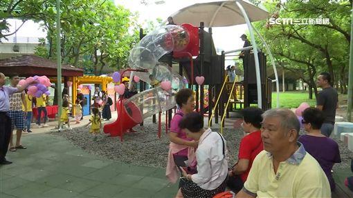 新莊棒球共融遊戲場 打造親子空間業配棒球,共融式遊戲場,親子,朱立倫