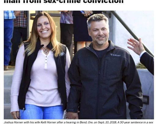 被控性虐待關50年 他靠「一條狗」洗刷罪名 圖/翻攝自芝加哥太陽報