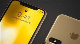 蘋果,iPhone,愛瘋,金色版 圖/翻攝自網路