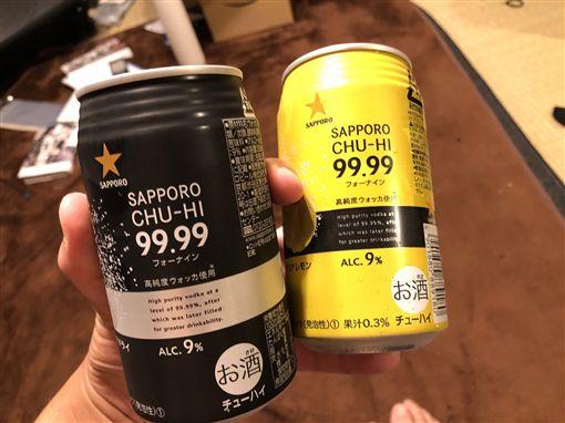 日本,失身酒,氣泡酒,喝酒 圖/翻攝自推特