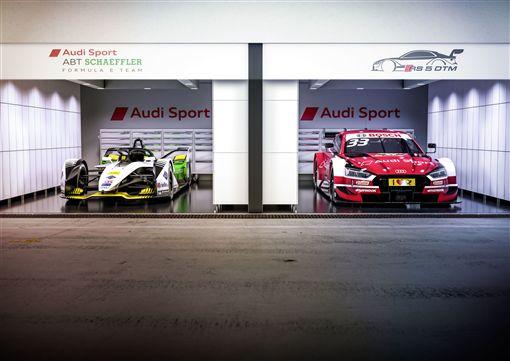 Audi明年續戰兩大賽事。(圖/Audi提供)